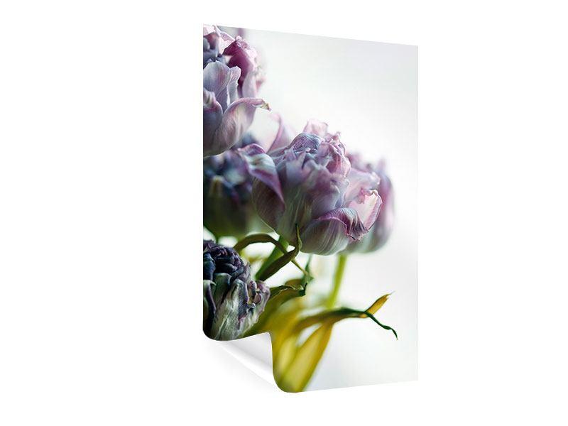 Poster Der Tulpenstrauss
