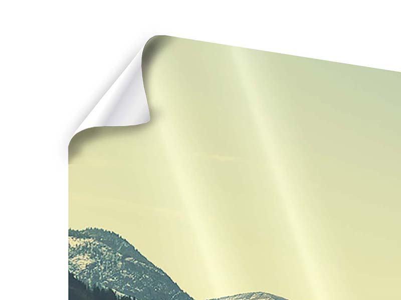 Poster Der Bergsee