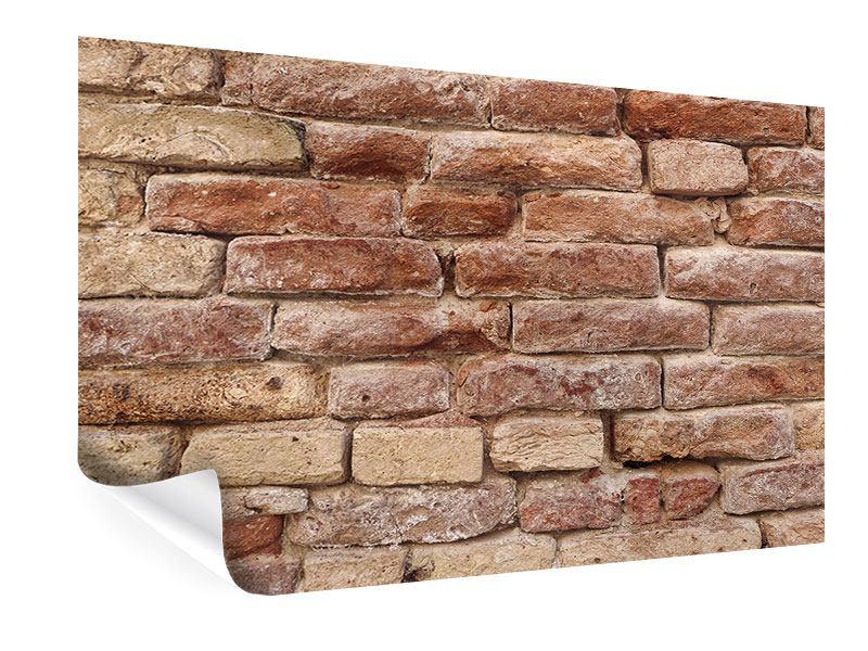 Poster Loft-Mauer