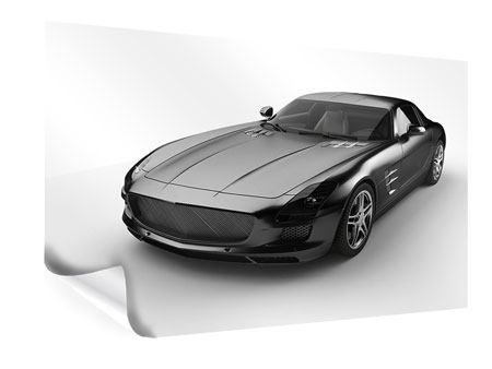 Poster 007 Auto