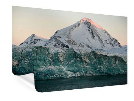 Poster Die Antarktis