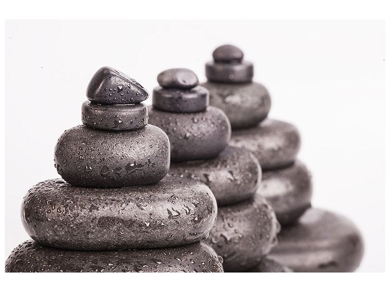 Poster Die Kraft der Steine