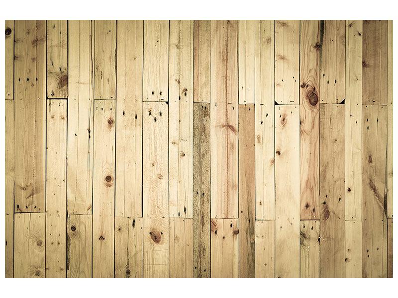 Poster Holzpaneelen