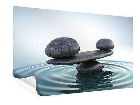 Poster Steinbalance