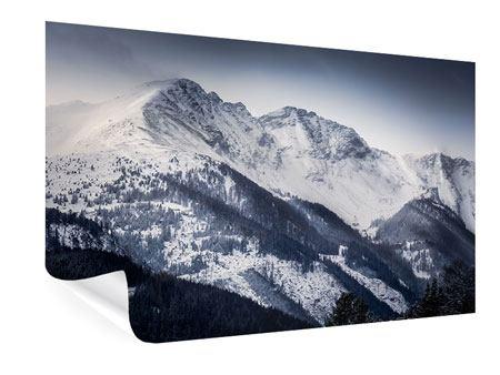 Poster Die Berge der Schweiz