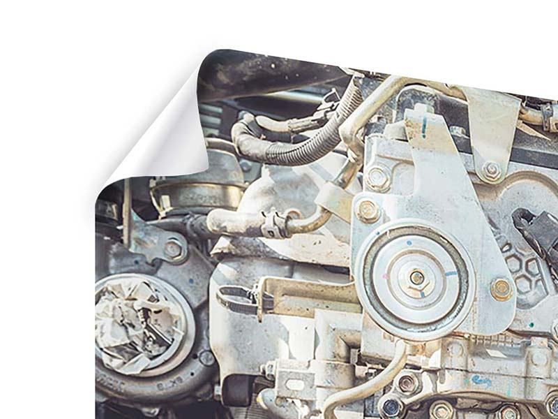 Poster Motor