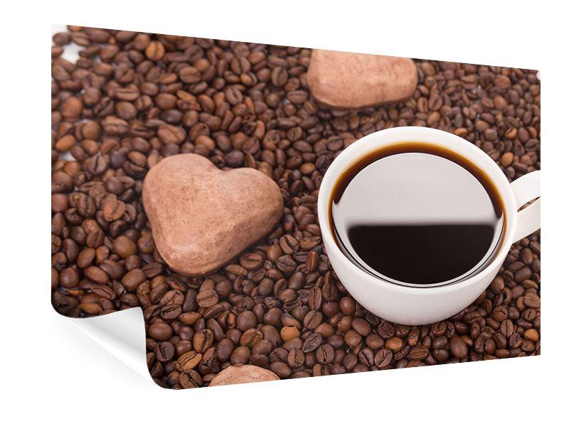 Poster Pausenkaffee