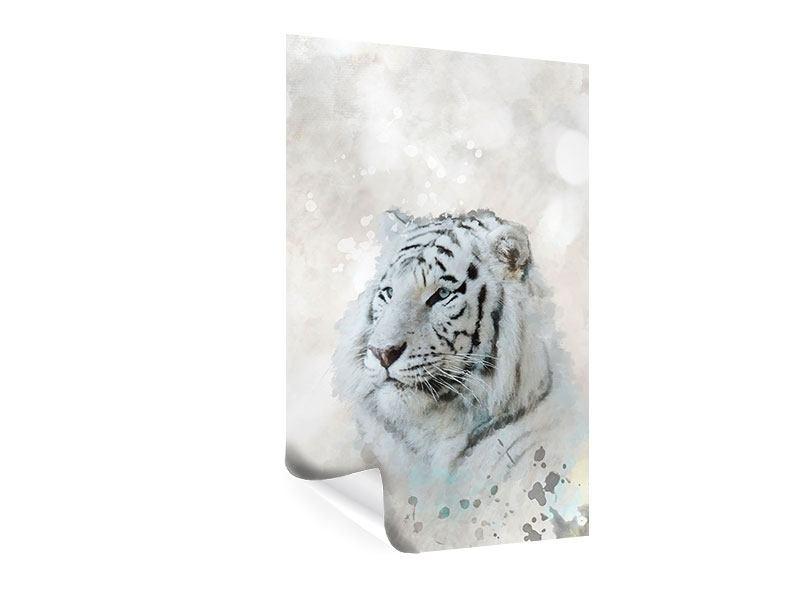 Poster Tiger-Gemälde