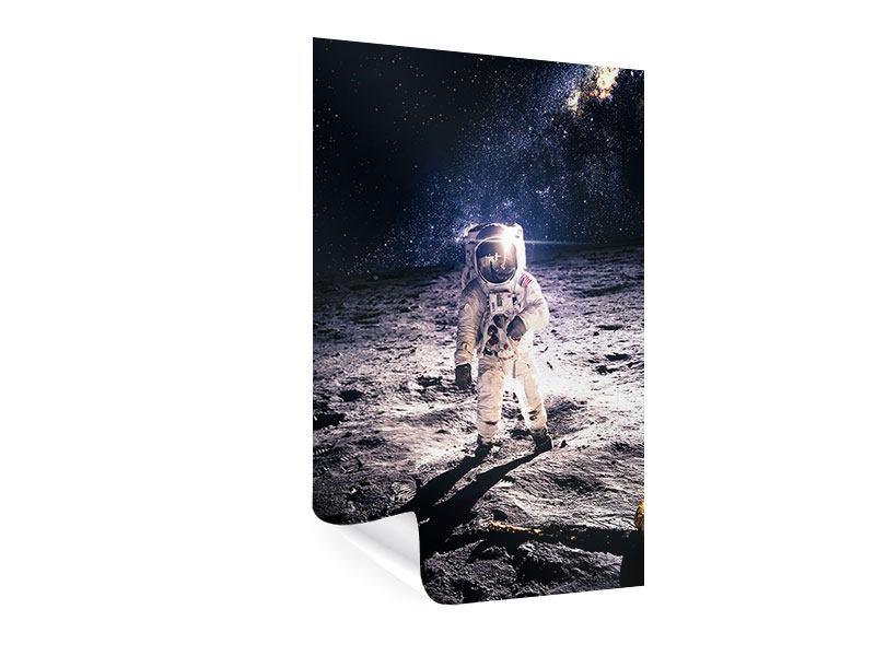 Poster Der Astronaut