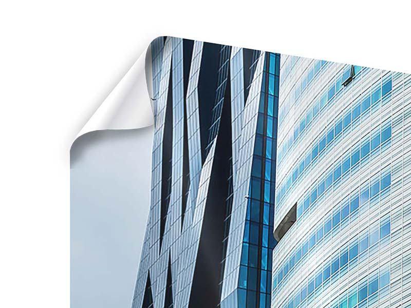 Poster Wolkenkratzer