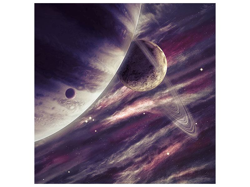 Poster Weltraumreise