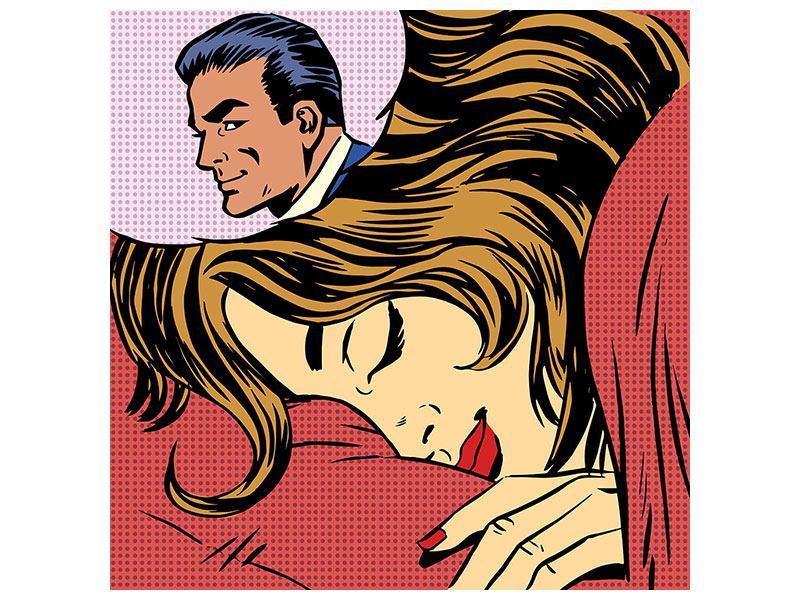 Poster Pop Art Lovely Dreams