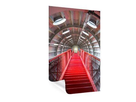 Poster Futuristische Treppe