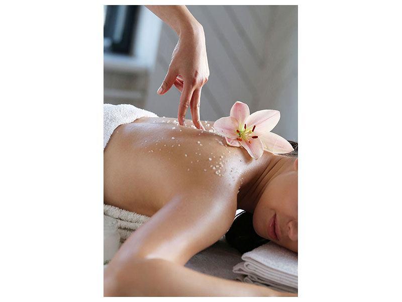 Poster Spa Massage