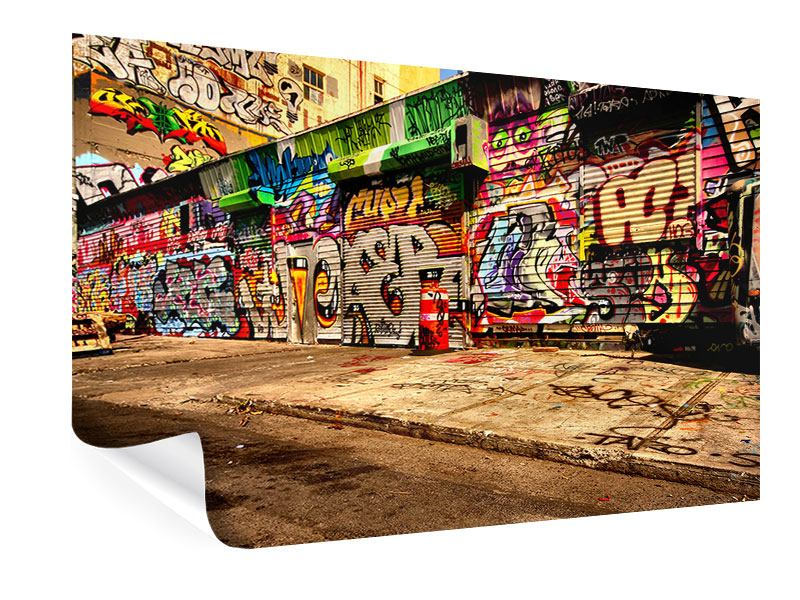 Poster NY Graffiti