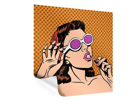 Poster Pop Art Lollipop