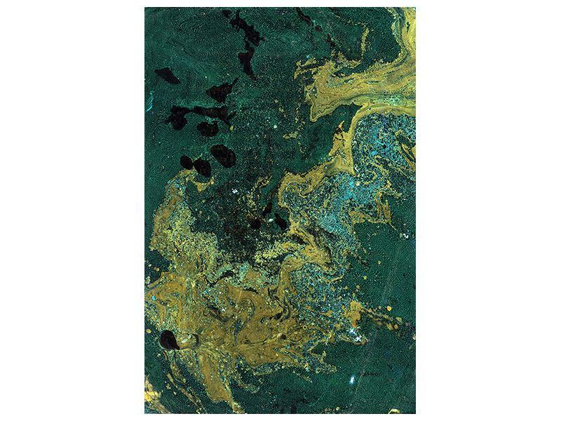 Poster Kunstvoller Marmor