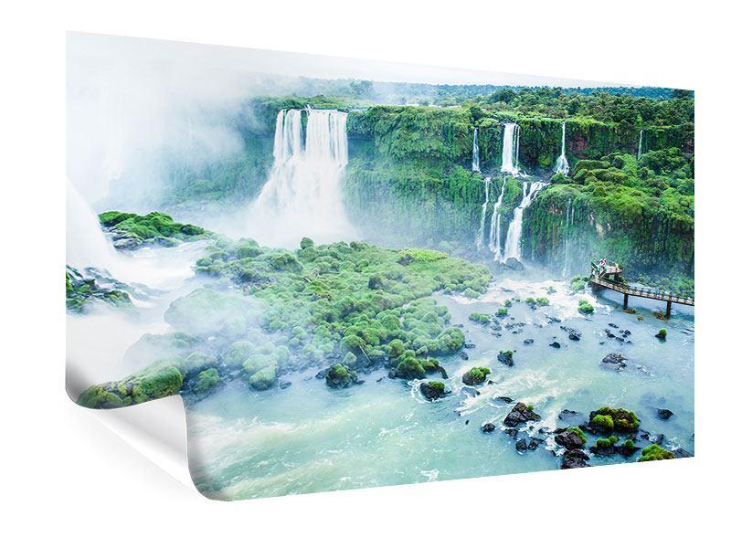 Poster Wasserfälle