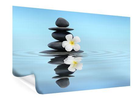 Poster Zen Steine