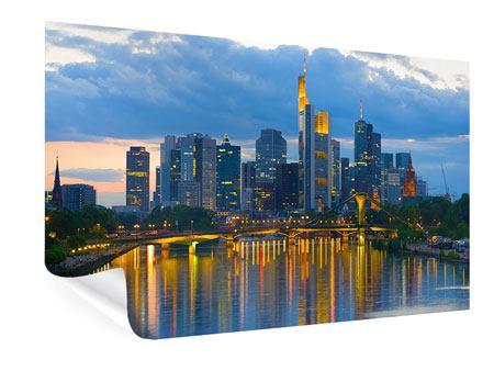 Poster Skyline Frankfurt am Main