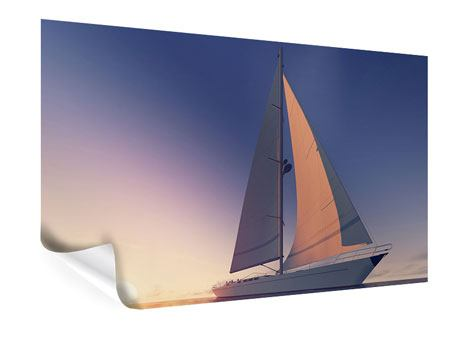 Poster Das Segelschiff