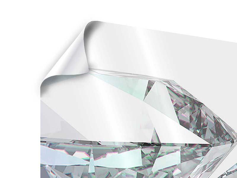 Poster XXL Diamant
