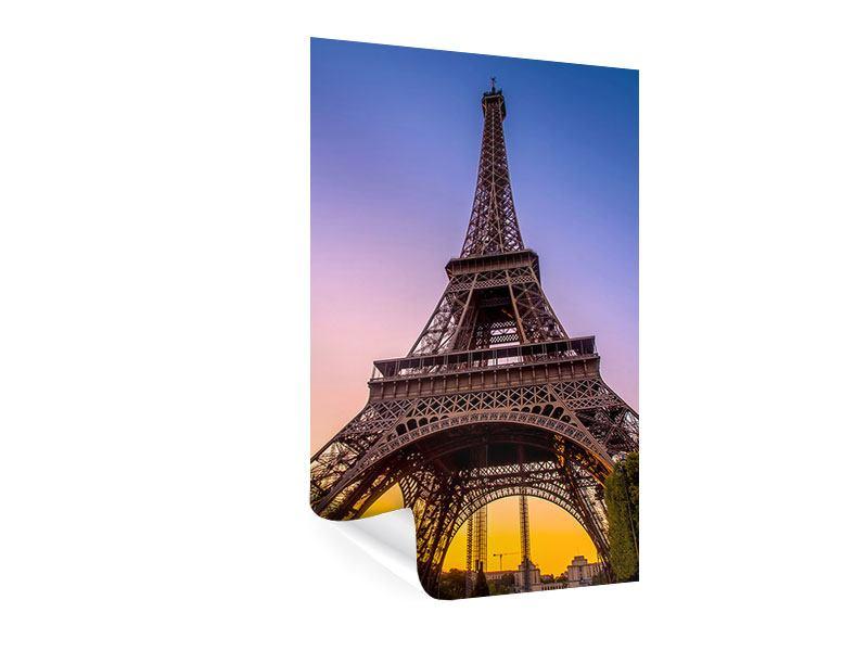 Poster Paris- Eiffelturm