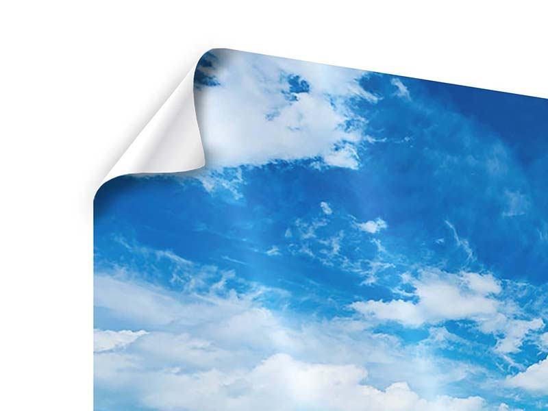 Poster Himmel und Wasser