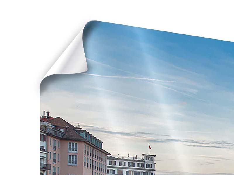 Poster Kosmopolitisches Zürich