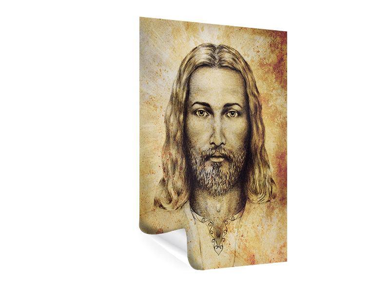 Poster Jesus Gemälde