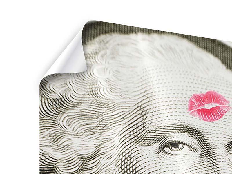 Poster George Washington Banknote