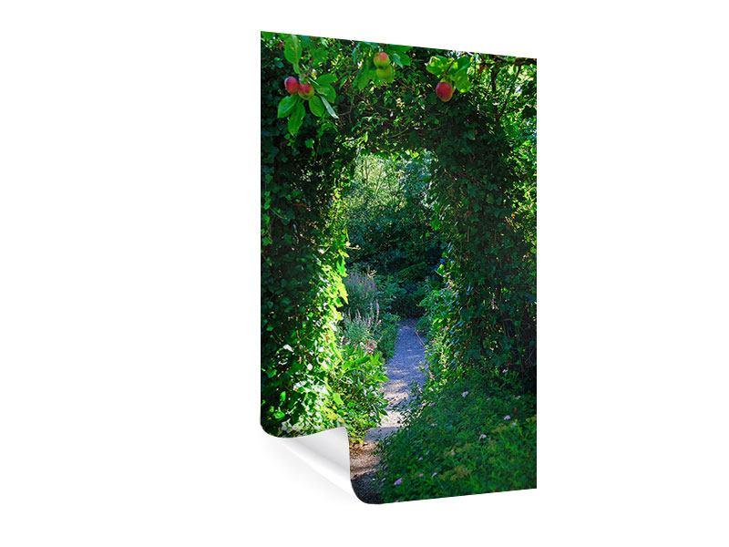 Poster Im Paradiesgarten