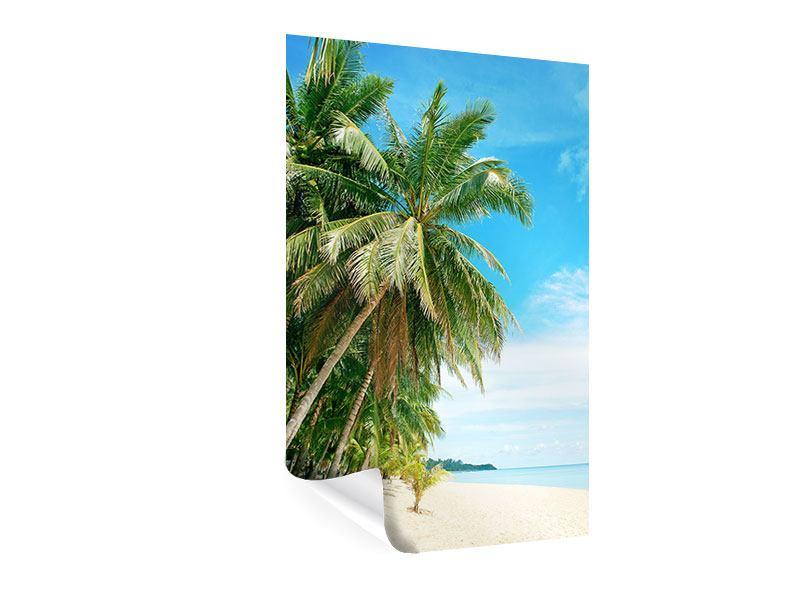 Poster Ein Inseltraum