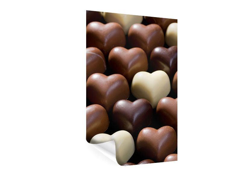 Poster Süsse Herzen
