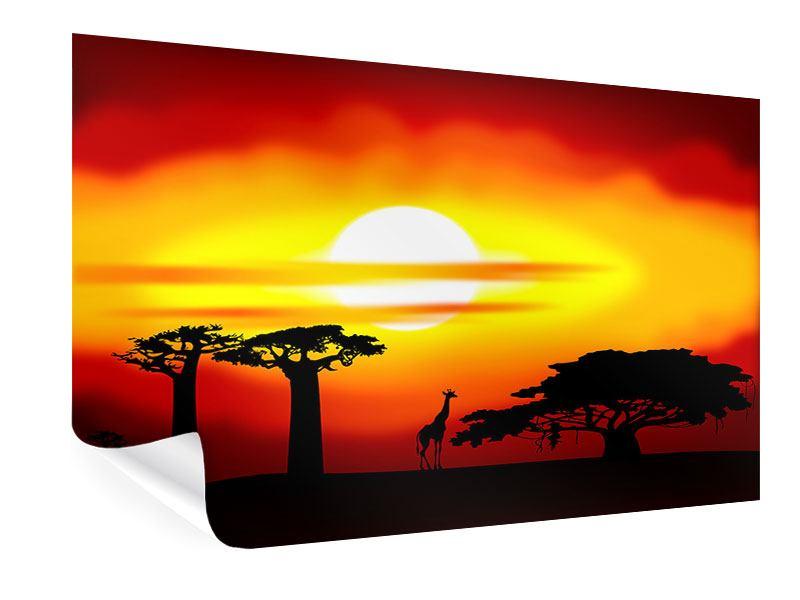 Poster Faszination Afrika
