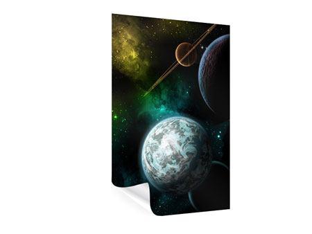 Poster Der Weltraum