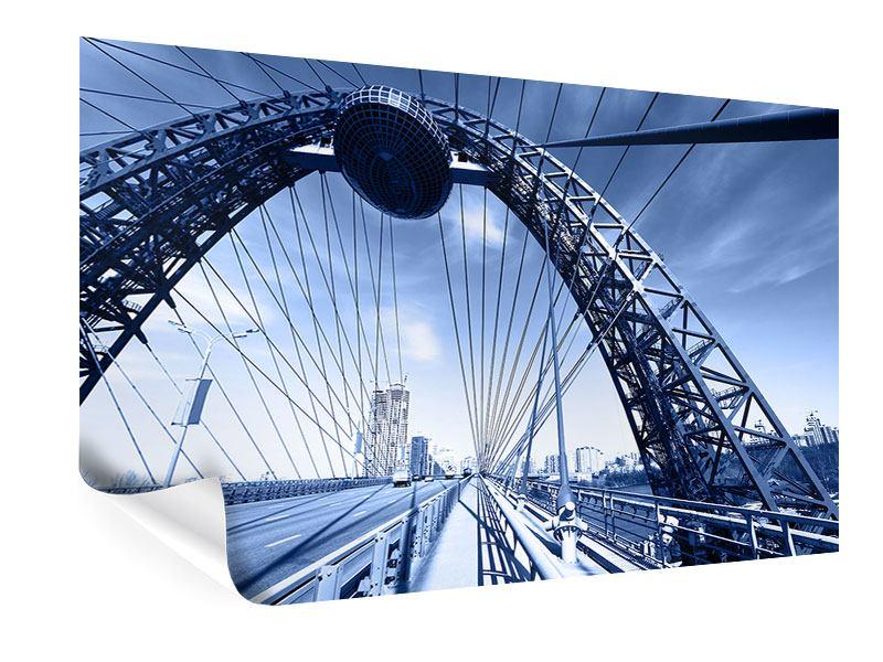 Poster Schiwopisny-Brücke