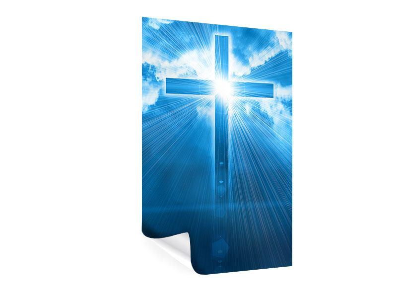 Poster Das Kreuz