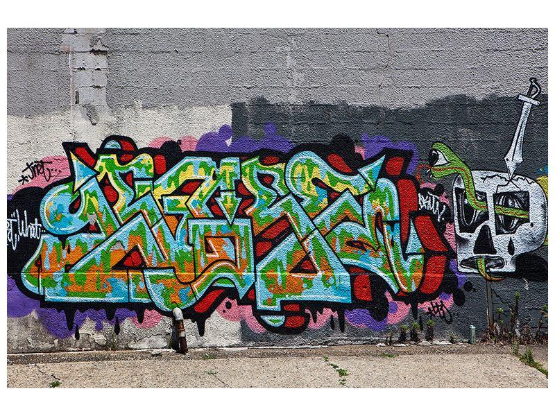 Poster Graffiti in New York