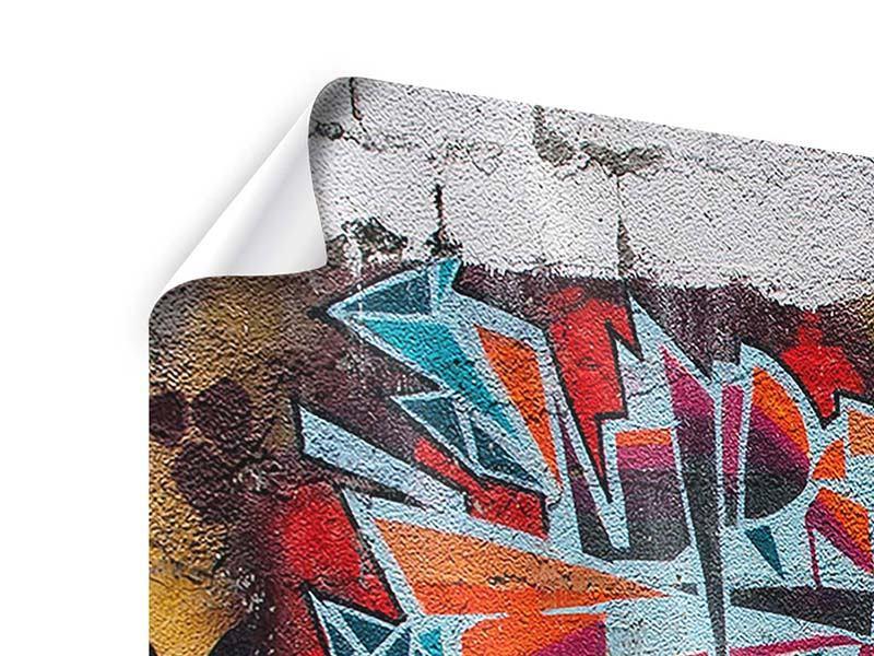 Poster New York Graffiti