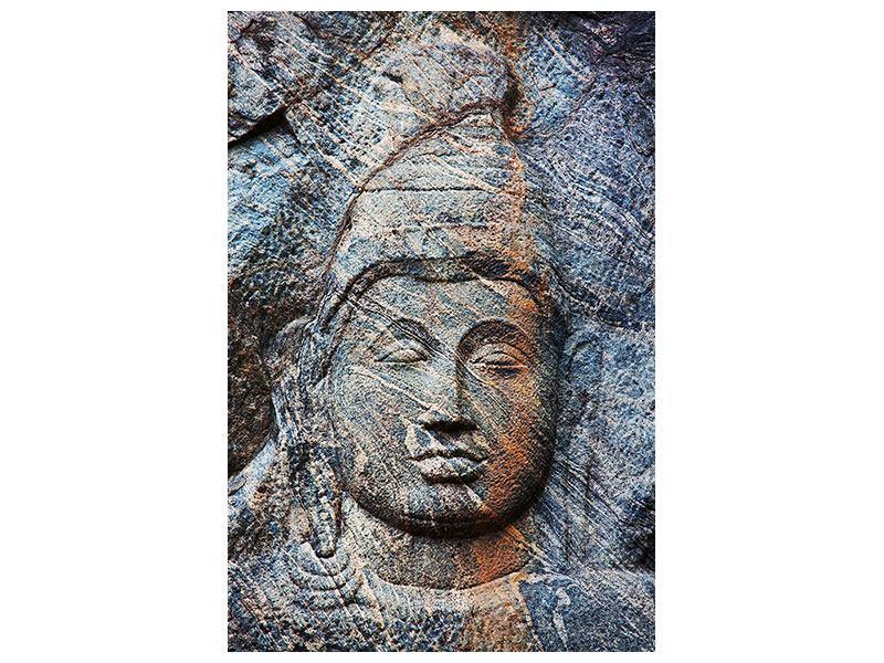 Poster Buddhistischer Tempel