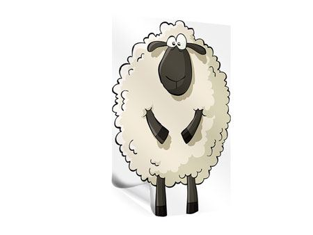 Poster The Sheep