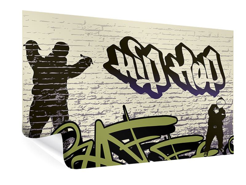 Poster Graffiti Hip Hop