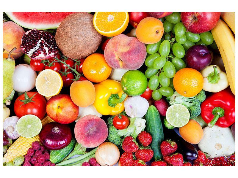 Poster Frisches Obst