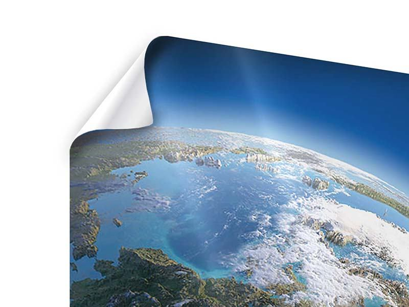 Poster Die Erde
