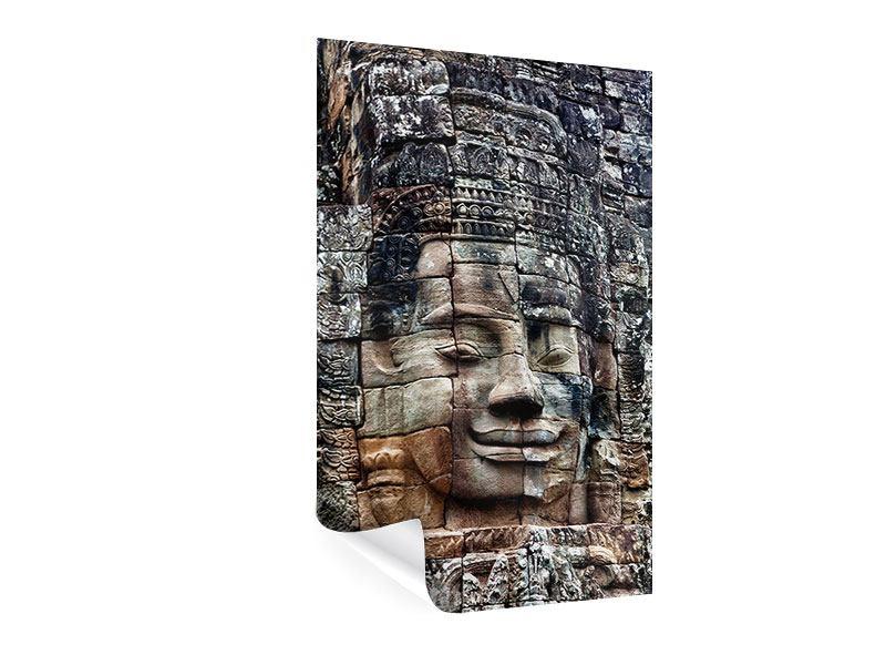 Poster Buddha Angkor Thom