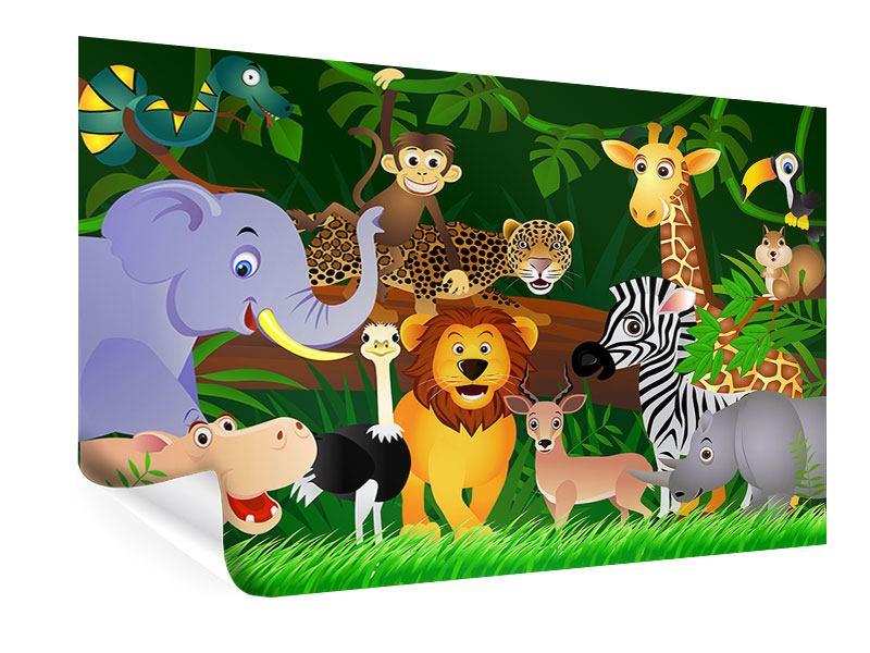 Poster Dschungelkönig