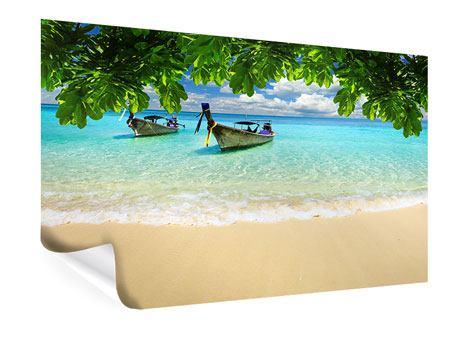 Poster Ein Blick auf das Meer