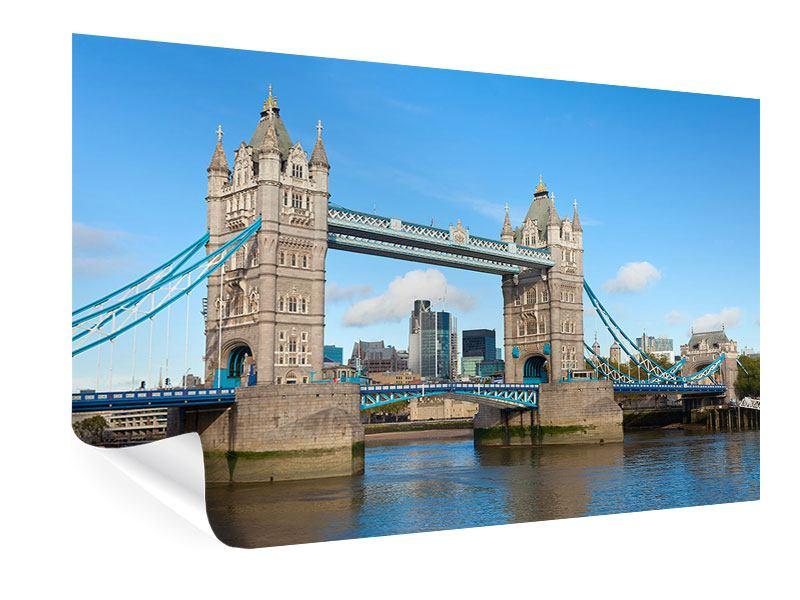 Poster Die Tower Bridge