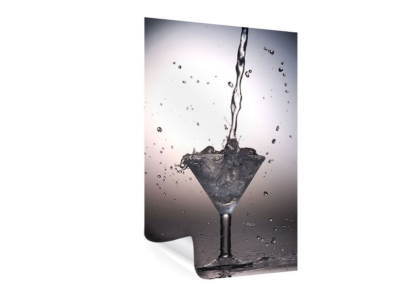Poster Spritziger Martini
